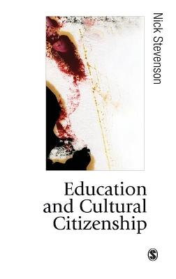 Education and Cultural Citizenship book