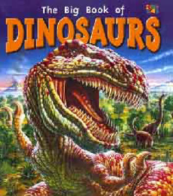 The Big Book of Dinosaurs by Ian Jenkins