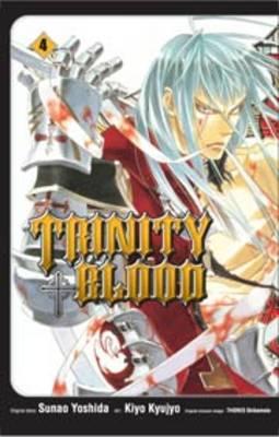 Trinity Blood: v. 4 book