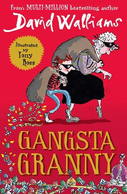 Gangsta Granny book