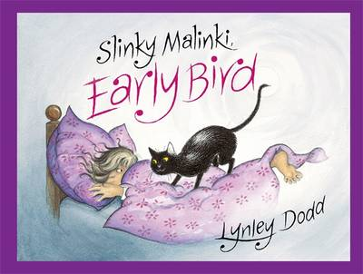 Slinky Malinki, Early Bird by Lynley Dodd