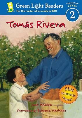 Tomas Rivera by Jane Medina