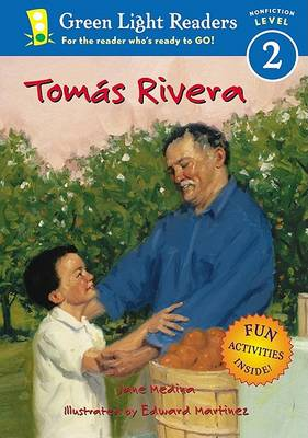 Tomas Rivera by Jane Medina