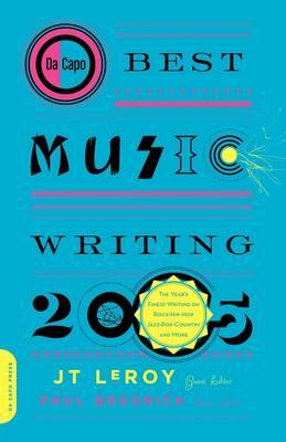 Da Capo Best Music Writing 2005 book