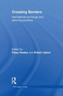 Crossing Borders by Prof. Patsy Healey