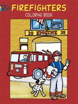 Firefighters Coloring Book book