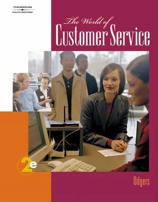 The World of Customer Service by Pattie Gibson