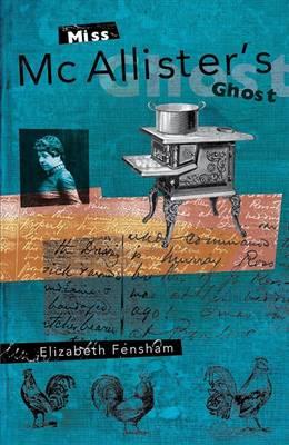 Miss Mcallister's Ghost book