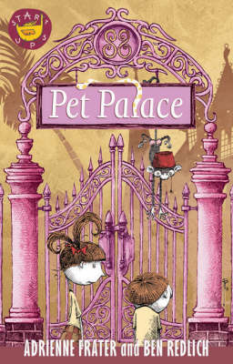 Pet Palace by Adrienne Frater