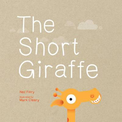 The Short Giraffe book