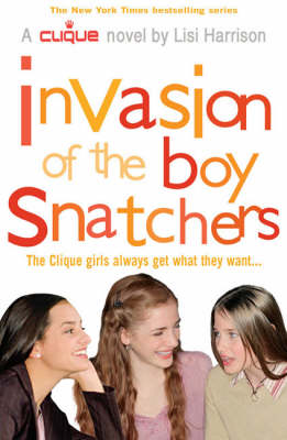 Invasion of the Boy Snatchers book