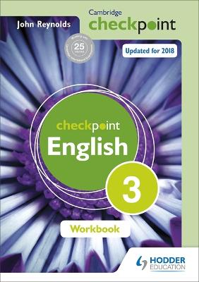 Cambridge Checkpoint English Workbook 3 book