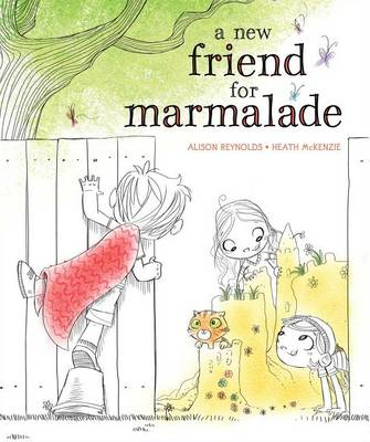 New Friend for Marmalade book