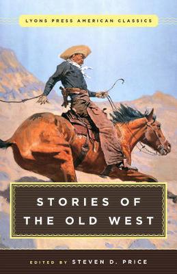 Great American Western Stories book