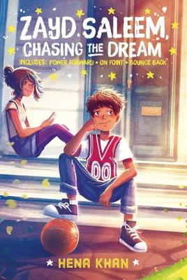 Zayd Saleem, Chasing the Dream: Power Forward; On Point; Bounce Back book
