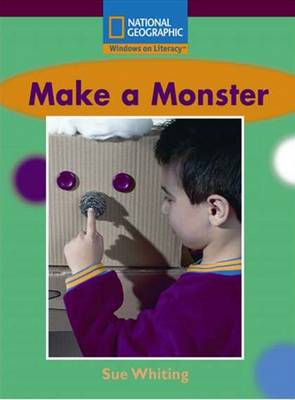 Make a Monster by Sue Whiting