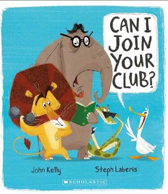 Can I Join Your Club? book