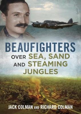 Beaufighters Over Sea, Sand, and Steaming Jungles book