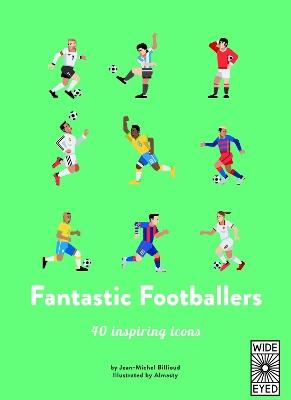 Fantastic Footballers book