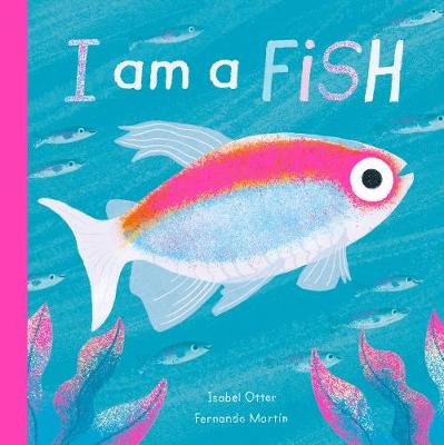 I am a Fish book