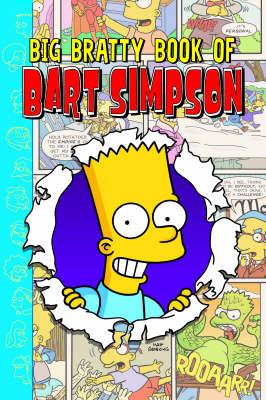 Simpsons Comics Presents book