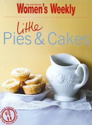 Little Pies and Cakes by Pamela Clark