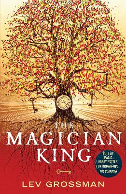 Magician King book