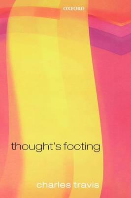 Thought's Footing book