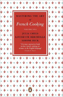 Mastering the Art of French Cooking, Vol.1 book
