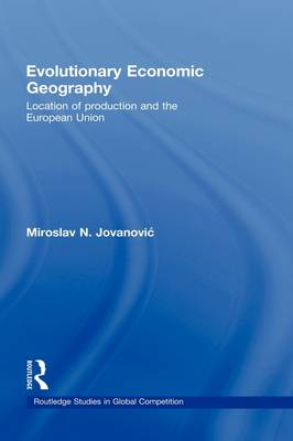 Evolutionary Economic Geography book