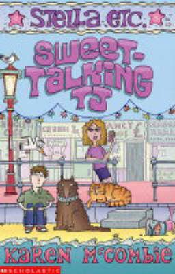 Sweet-talking TJ by Karen McCombie