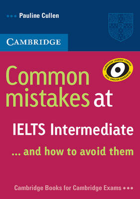 Common Mistakes at IELTS Intermediate by Pauline Cullen