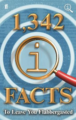 1,342 QI Facts To Leave You Flabbergasted book