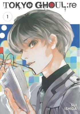Tokyo Ghoul: RE, Vol. 1 by Sui Ishida