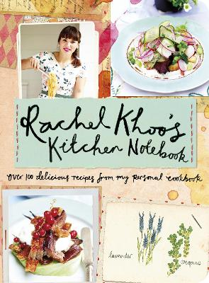 Rachel Khoo's Kitchen Notebook book