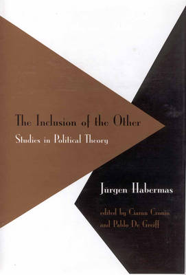 Inclusion of the Other by Jurgen Habermas