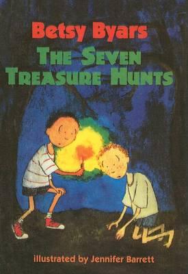 The Seven Treasure Hunts by Betsy Cromer Byars