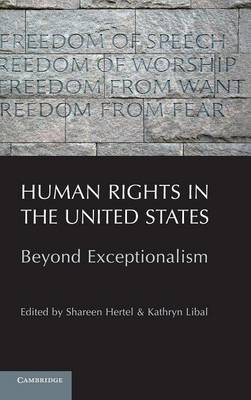 Human Rights in the United States by Shareen Hertel