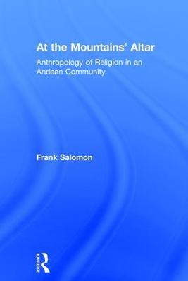 At the Mountains' Altar book