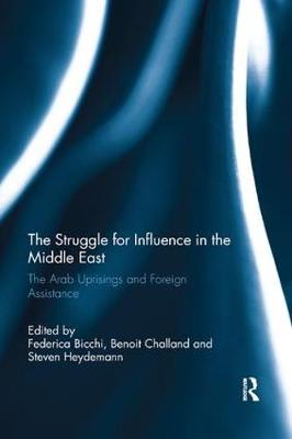 Struggle for Influence in the Middle East book