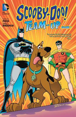 Scooby-Doo Team-Up TP book