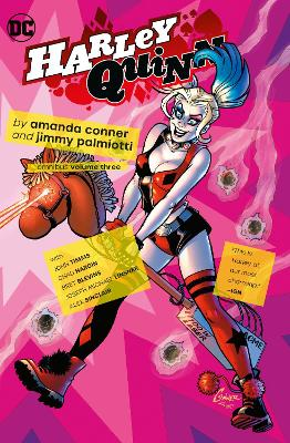 Harley Quinn by Amanda Conner and Jimmy Palmiotti Omnibus Volume 3 by Amanda Conner