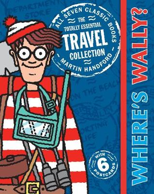 Where's Wally? The Totally Essential Travel Collection by Martin Handford