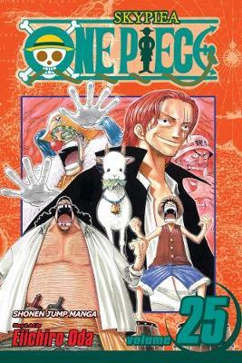 One Piece, Vol. 25 by Eiichiro Oda