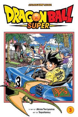 Dragon Ball Super, Vol. 3 by Toyotarou