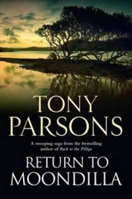 Return to Moondilla book