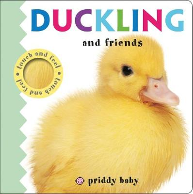 Duckling and Friends: Priddy Touch & Feel by Roger Priddy