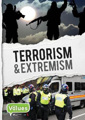 Terrorism & Extremism by Grace Jones