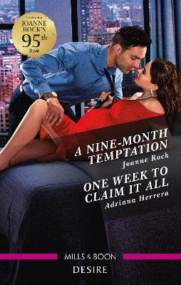 A Nine-Month Temptation/One Week to Claim It All book