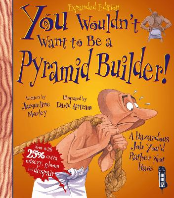 You Wouldn't Want To Be An Egyptian Pyramid Builder! by Jacqueline Morley